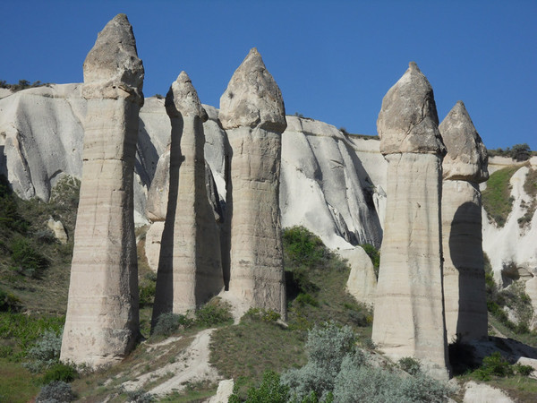 Cheminees De Fee En Cappadoce