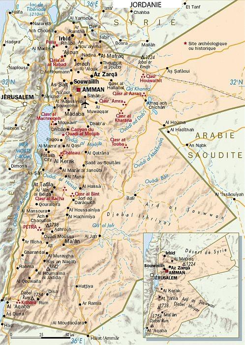 carte québec détaillée